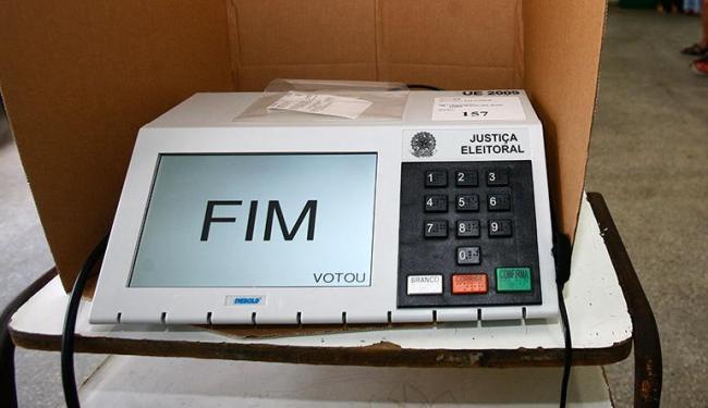 Desde 2007, o empréstimo de urnas está regulamento pelo Tribunal Superior Eleitoral - Foto: Iracema Chequer   Ag. A TARDE