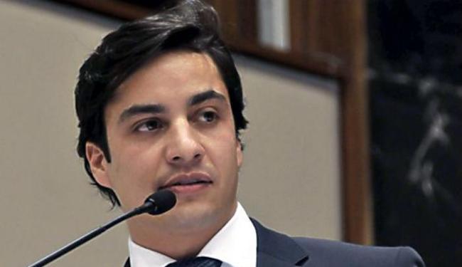 Comissão apura envolvimento de Gustavo Perrella com helicóptero cheio de cocaína - Foto: Divulgação