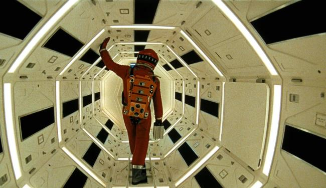 Cena fo filme 2001: Uma Odisseia no Espaço, de Stanley Kubrick - Foto: Divulgação
