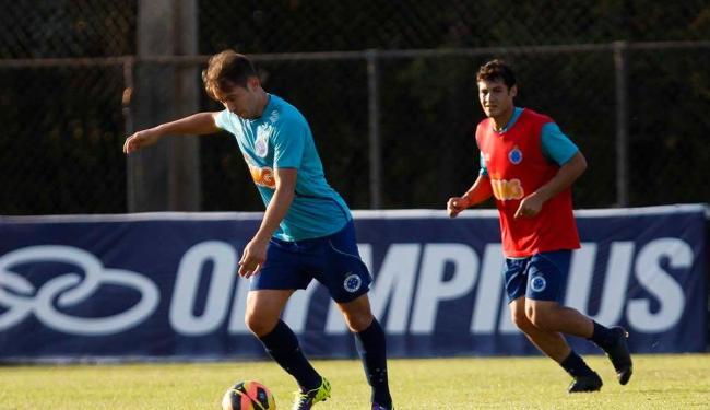 Everton Ribeiro foi o grande destaque do Cruzeiro na campanha do título do Brasileirão - Foto: Washington Alves | Light Press