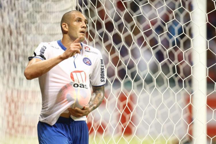 Fernandão foi um dos destaques do clube da temporada de 2013 - Foto: Lúcio Távora | Ag. A TARDE