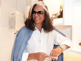Bethy foi modelo de alta costura nos anos 70 e se casou com Lagardère em 1978 - Foto: Divulgação