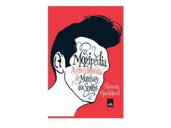 Capa de A Enciclopédia de Morrissey e dos Smiths | Simon Goddar - Foto: Divulgação | Leya