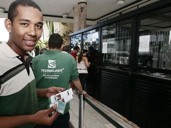 Estudantes deverão apresentar a carteira de identificação estudantil - Foto: Mila Cordeiro | Arquivo | Ag. A TARDE