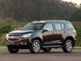 Chevrolet Trailblazer Diesel 2014 é convocado para troca de peça - Foto: Divulgação