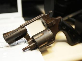 Inquérito investiga fraude de R$ 1,3 milhão no programa federal de desarmamento - Foto: Vaner Casaes / Ag. A TARDE