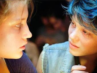 Azul é a Cor Mais Quente traz cenas intensas e cheias de emoção - Foto: Divulgação