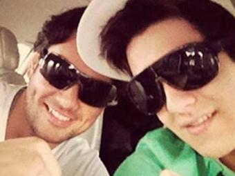 Personal é acusado de impedir que fãs tirem fotos com Luan Santana - Foto: Reprodução   Instagram