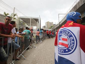 Expectativa é de que o público chegue perto dos 40 mil - Foto: Edilson Lima | Ag. A TARDE