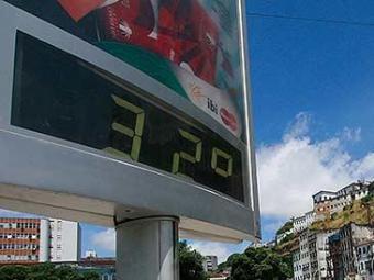 Fifa quer evitar jogos em sedes com altas temperaturas às 13h - Foto: Welton Araújo | Ag. A TARDE