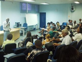 Vinte e seis dos 32 votantes do Conselho Estadual das Cidades decidiram indicar redução do valor da - Foto: Ricardo Belens | Ag. A TARDE
