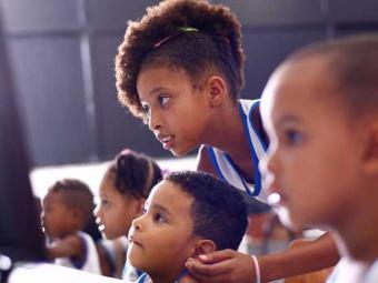 Intenção do governo é melhorar seus indicadores na educação infantil - Foto: Fernando Vivas | Ag. A TARDE