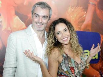 Daniela e Scabia foram casados por três anos - Foto: Mila Cordeiro | Ag. A TARDE
