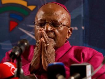 A casa de Desmond Tutu ficou na Cidade do Cabo - Foto: Agência Reuters