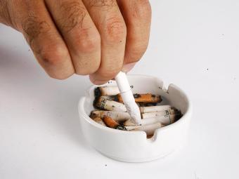 Indicadores de dependência entre os que continuam fumando se agravaram - Foto: Welton Araújo | Ag. A TARDE