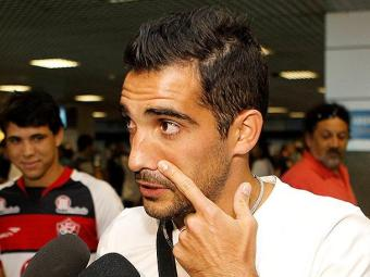 O meia argentino foi um dos destaques do clube baiano no Brasileirão - Foto: Eduardo Martins | Ag. A TARDE