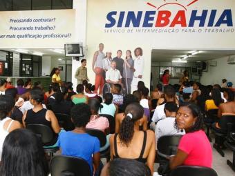 As vagas são para professores de ensino médio - Foto: Arestides Baptista | AG A TARDE