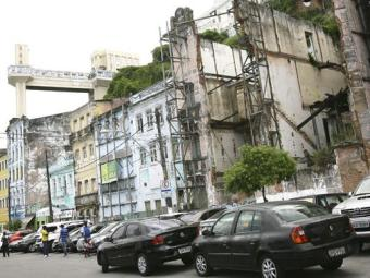 Rua da Conceição da Praia será uma das vias que serão interditadas - Foto: Marco Aurélio Martins   Ag. A TARDE