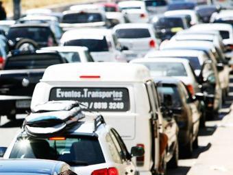 Motoristas reclamam de longa fila para embarque de veículos - Foto: Marco Aurélio Martins | Agência A TARDE