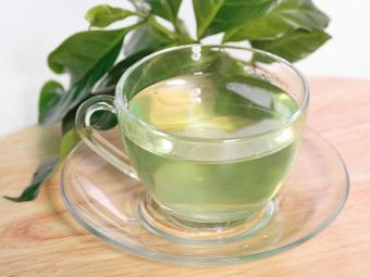 Flavonóides presentes no chá verde combatem radicais livres - Foto: Divulgação