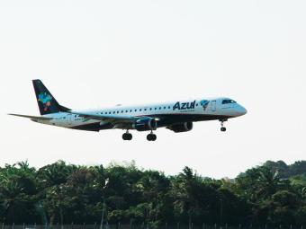 A nova rota vai operar com três voos por semana - Foto: Joá Souza | Ag. A TARDE