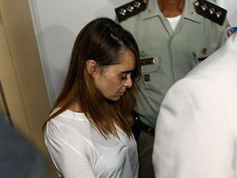 Imagem da médica durante o último depoimento - Foto: Luciano da Matta | Ag. A TARDE