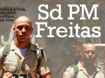 Soldado Manoel dos Reis Freitas Júnior, de 34 anos - Foto: Reprodução | Arquivo Pessoal