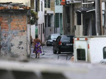 Crime foi praticado na localidade de Baixa do Manu - Foto: Fernando Amorim | Ag. A TARDE