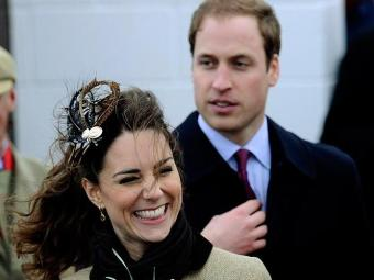 Príncipe William e de sua esposa Kate Middleton - Foto: Dylan Martinez   Reuters