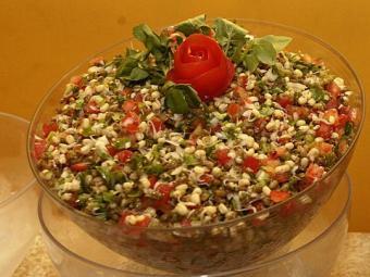 Pratos com a iguaria têm baixo valor calórico - Foto: Gildo Lima | Arquivo | Ag. A TARDE