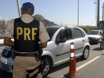 A PRF prevê mais de 1.130 ações de fiscalização nas estradas do País - Foto: Tânia Rêgo l Agência Brasil