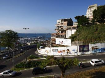 Contorno liga o Canela e outros bairros à Cidade Baixa - Foto: Fernando Vivas | Ag. A TARDE