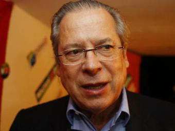 Ex-ministro José Dirceu diz já ter se acostumado com a vida no cárcere - Foto: Lúcio Távora | Ag. A TARDE