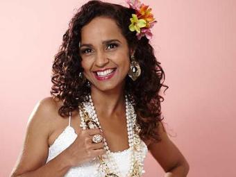 Carla Visi prepara show especial já para o dia 1º de janeiro - Foto: Guto Costa   Divulgação