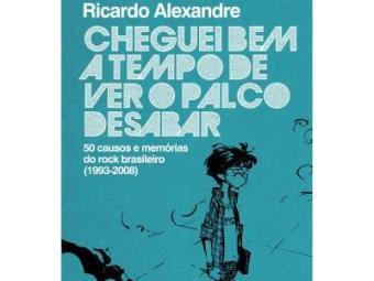 Capa do livro de Ricardo Alexandre - Foto: Divulgação