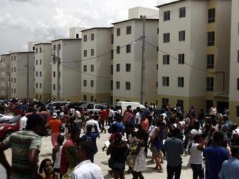 Condomínio possuí 26 blocos com 520 apartamentos - Foto: Luiz Tito/Ag. A Tarde