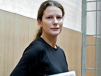 A brasileira Ana Paula Maciel recebeu a autorização para deixar a Rússia - Foto: Igor Podgorny l Reuters