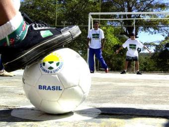 Programa que estimula prática de esporte será implantado em 26 cidades baianas - Foto: Lindomar Cruz/ABr
