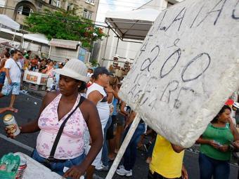 Ambulantes não credenciados ficarão fora do entorno da festa - Foto: Fernando Vivas | Ag. A Tarde Data