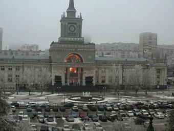 Momento da explosão na estação de trem de Volgograd - Foto: Reprodução