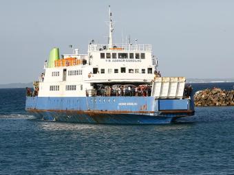 Ferries operam por 24 horas, em regime bate e volta, por com saídas a cada 30 minutos - Foto: Fernando Amorim   Ag. A TARDE
