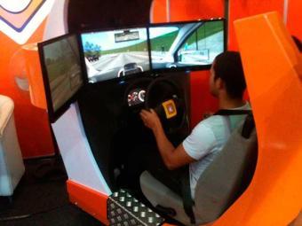 Estudo indica que uso do simulador pode reduzir até à metade o número de acidentes - Foto: Divulgação