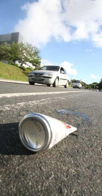 Condutor pode ser punido nos casos de embriaguês - Foto: Arestides Baptista | Ag. A TARDE | 06/04/2012
