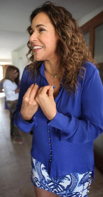 Depois de 18 anos, Daniela Mercury quer voltar ao Centro - Foto: Edilson Lima | Ag. A TARDE
