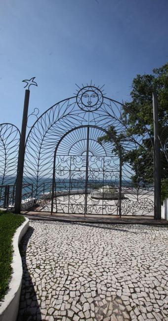 O Museu de Arte Moderna da Bahia ( MAM ) é um dos fechados pela paralisação - Foto: Edilson Lima | Ag. A TARDE