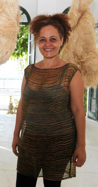 Márcia Ganem, presidente do Instituto Nhaúma, diz que a ideia é fazer do local um espaço cultural - Foto: Edilson Lima | Ag. A TARDE