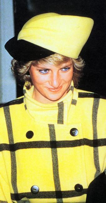 Princesa Diana morreu aos 36 anos após um acidente de carro em Paris (França) - Foto: Reprodução