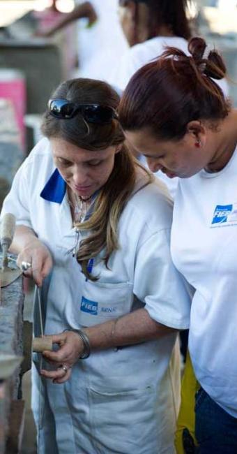 Serão ofertadas 500 mil vagas de formação e qualificação profissional - Foto: João Alvarez/FIEB
