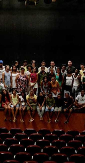 Centro conta, atualmente, com 13 grupos residentes - Foto: Mila Cordeiro | Ag. A TARDE
