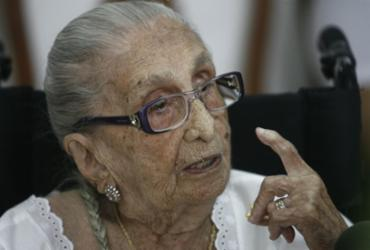 Dona Canô ganha exposição em sua homenagem na Caixa Cultural | Luiz Tito | Ag. A Tarde